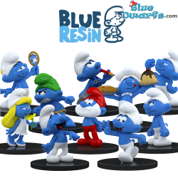 Blue Resin 2021 - Conjunto...