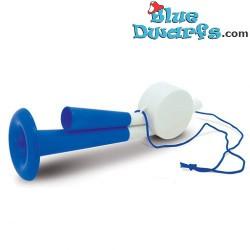 Blue horn(+/- 23cm)