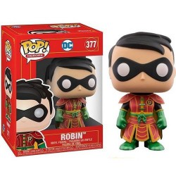 Funko Pop! Dc Comics: Robin...
