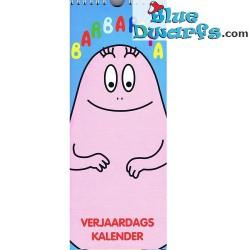Barbapapa calender (+/-...