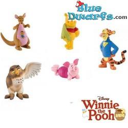 5x Winnie the Pooh...