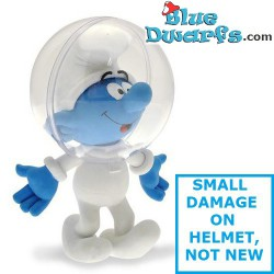 Plastoy Astro Smurf...