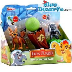 Lion King playset Bunga...