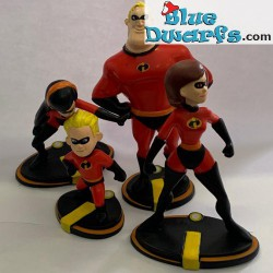 4 x The incredibles...
