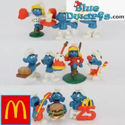 PROMO: Mc Donalds Set 1996...