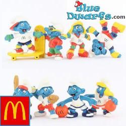 PROMO: Mc Donalds Set 1998...