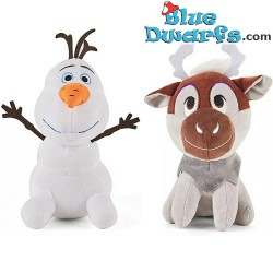 Plush: Frozen  Olaf & Sven...