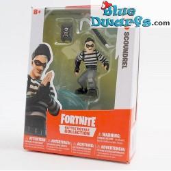 Scoundrel Fortnite figurine...