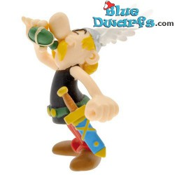 Asterix with powerdrank:...