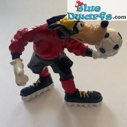 Goofy Disney soccer...