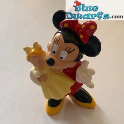 Minnie Mouse with doll +/-...