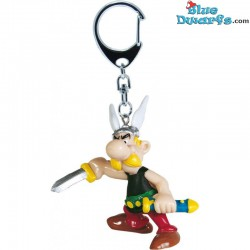 Keyring Asterix holding his...