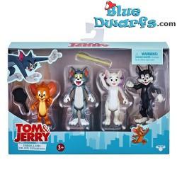 4x Tom & Jerry speelset...