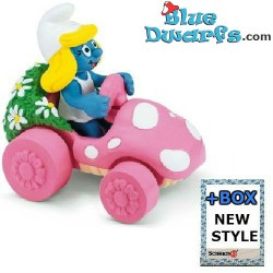 40265: Car, Smurf in