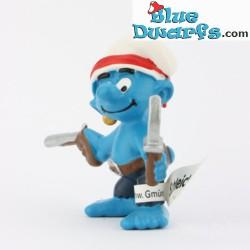 20767: Buccaneer Smurf...