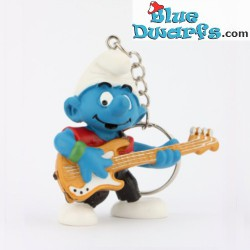 20450: Smurf with bass...