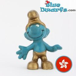 20005: Gold Smurf *Hong Kong*