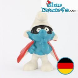 20008: Spy Smurf (white...