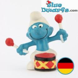 20009: Drummer Smurf...