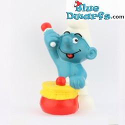 Moneybox: Drummer Smurf...