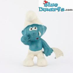 20018: Crying Smurf white...