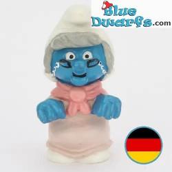 20408: Nanny smurfette *W....
