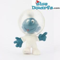 20003: Astro Smurf (white...