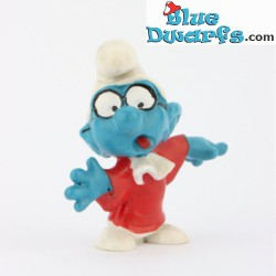 20016: Judge Smurf (red...