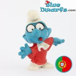 20016: Judge Smurf (red)...