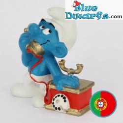 20062: Telephone Smurf...