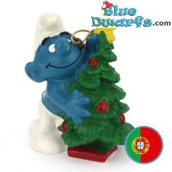 51901: Smurf with Christmas...