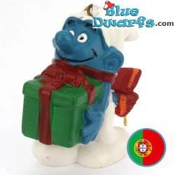 51902: Smurf with Christmas...