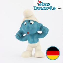 20015: Hear Nothing Smurf...