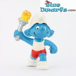 20030: Torchbearer Smurf