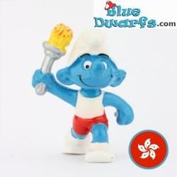 20030: Torchbearer Smurf...