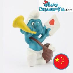 20031: Mailman Smurf *Made...