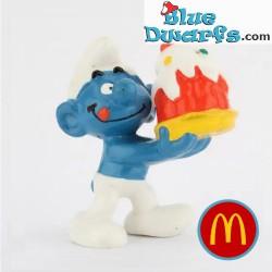 20100: Cake Smurf (Mc Donalds)