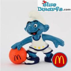 Basketball Smurf (Mc...