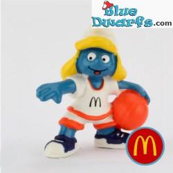 Basketball Smurfette (Mc...