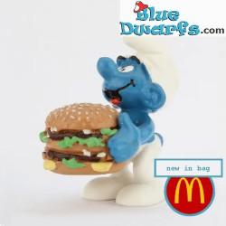 20158: Cheeseburger smurf...