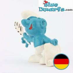20022: Poet Smurf...
