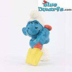20043: Digger Smurf (Big...