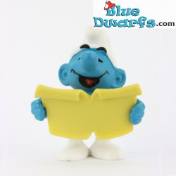 20038: Singer Smurf with...