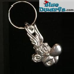Les étains de Virginie: Asterix (porte-clés)