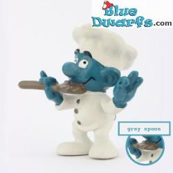 20042: Chef Smurf (grey spoon)