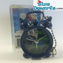 Clumsy Smurf mini clock