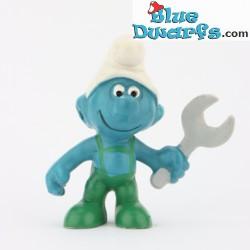 20012: Handy Smurf (green...