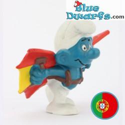 20036: Hangglider Smurf...