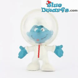 20003: Astro Smurf with red...
