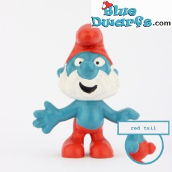 20001: Papa Smurf with red...